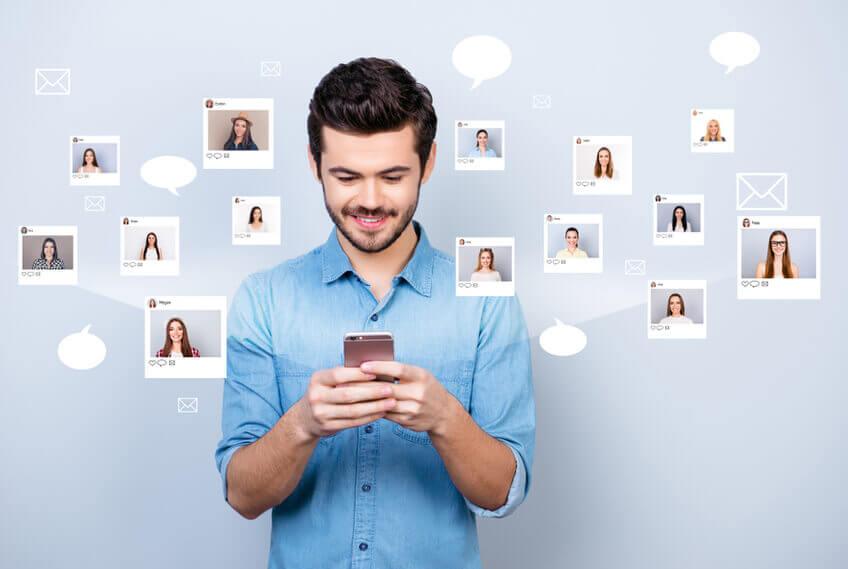 online dating messaging in 2021