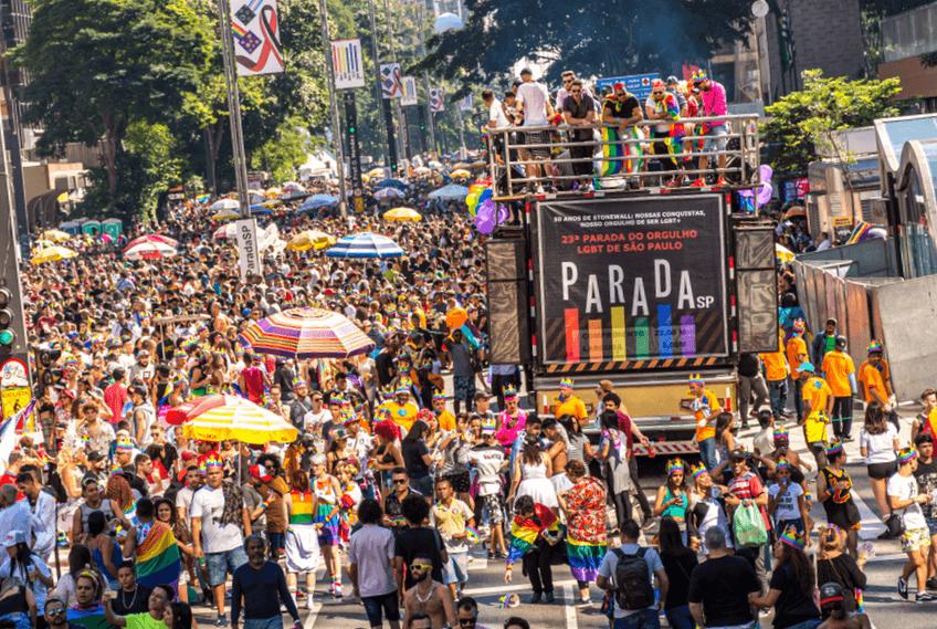 São Paulo Pride Parade