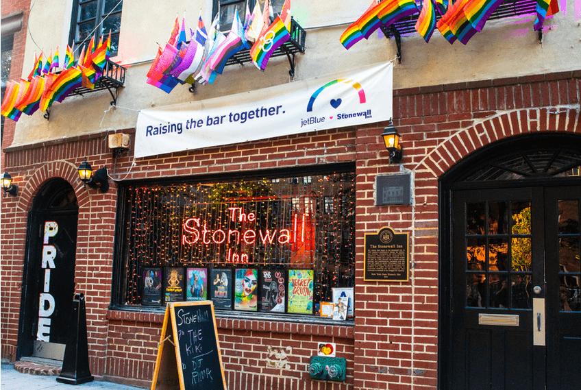 NYC gay bars the stonewall inn