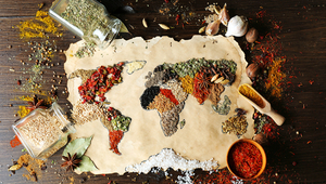get a taste of global cuisine