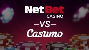Net Bet Vs Casumo Casino
