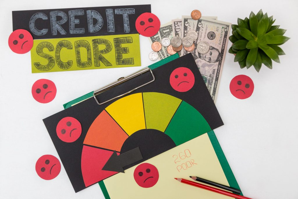 check if your Credit score is bad
