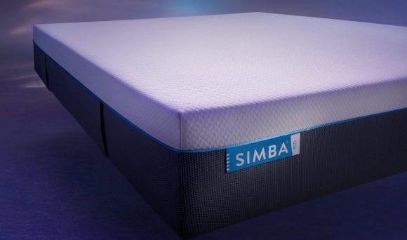 simba sleep hybrid mattress