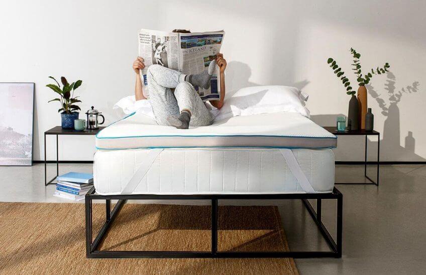 simba mattress topper