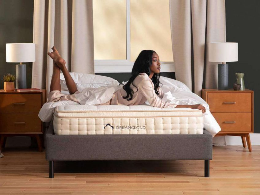 dreamcloud UK mattress