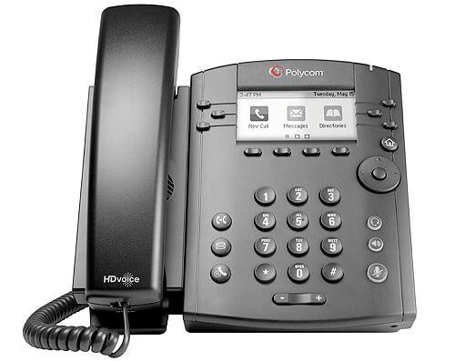 Poly VVX 301/311 IP Phones