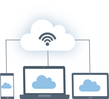 Collaborate seamlessly from anywhere with the cloud