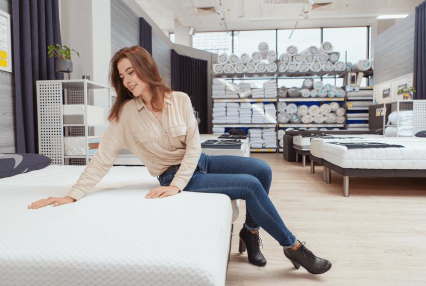 hybrid mattress shopping