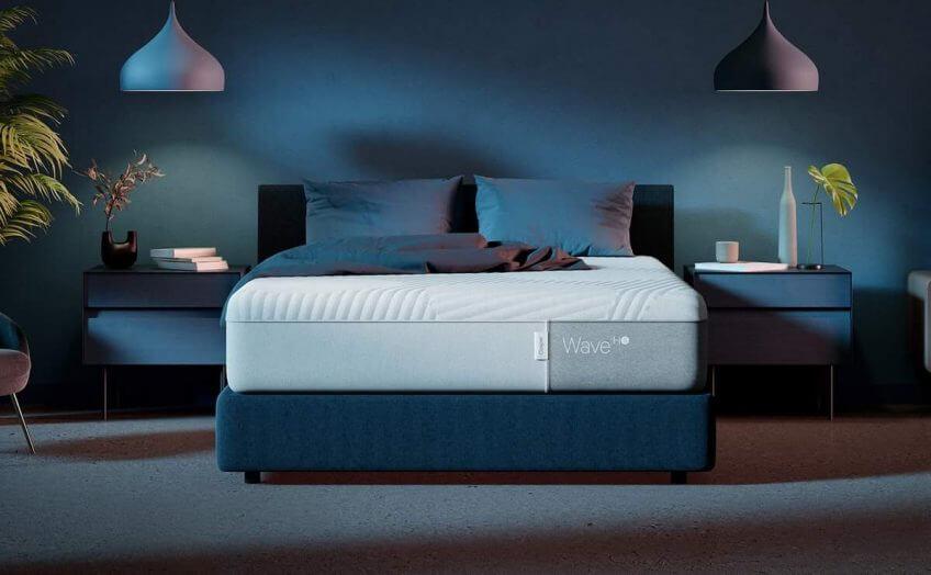 casper wave snow mattress