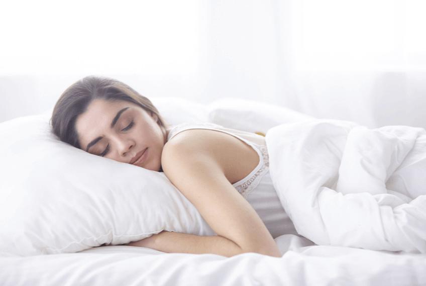 sleep better with a cooling mattress